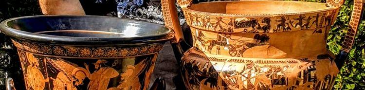"""""""Ecco come gli etruschi realizzavano i loro splendidi vasi"""". Intervista a Roberto Paolini, giovane ceramista di Cerveteri"""