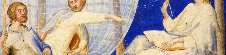 Un breve excursus dell'iconografia del poeta Virgilio nella storia della pittura