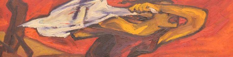 La riscoperta del neo-espressionismo al femminile di Valeria Costa. Con una mostra a Venezia