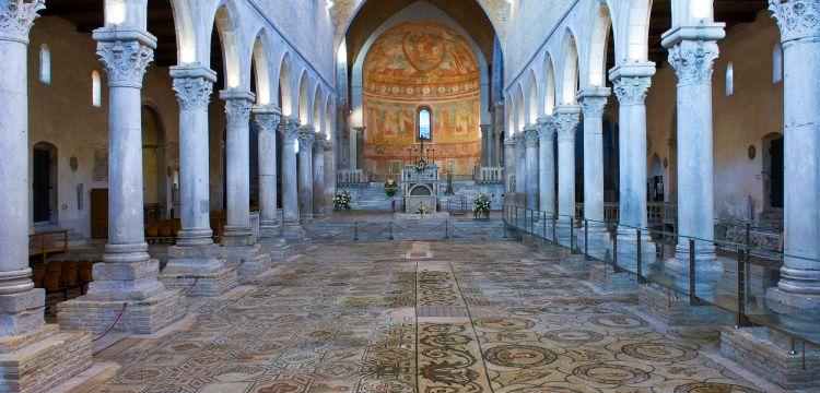 Gli splendori di Aquileia antica e paleocristiana tra la Basilica e i musei