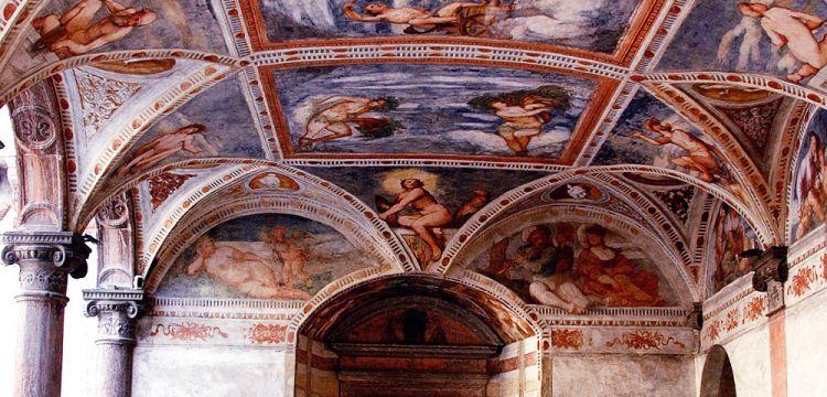 La Loggia del Romanino nel Castello del Buonconsiglio di Trento: storia e significato di un capolavoro del Cinquecento