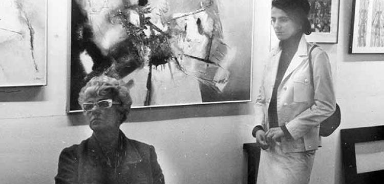 """""""Peggy Guggenheim: una donna gentile, aperta e semplice"""". Parla Živa Kraus, artista, gallerista e collaboratrice di Peggy"""