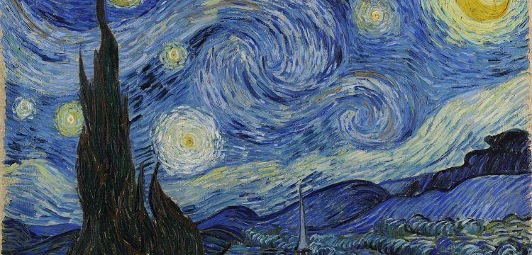 La luna nella storia dell'arte: 14 importanti opere che hanno per protagonista il nostro satellite