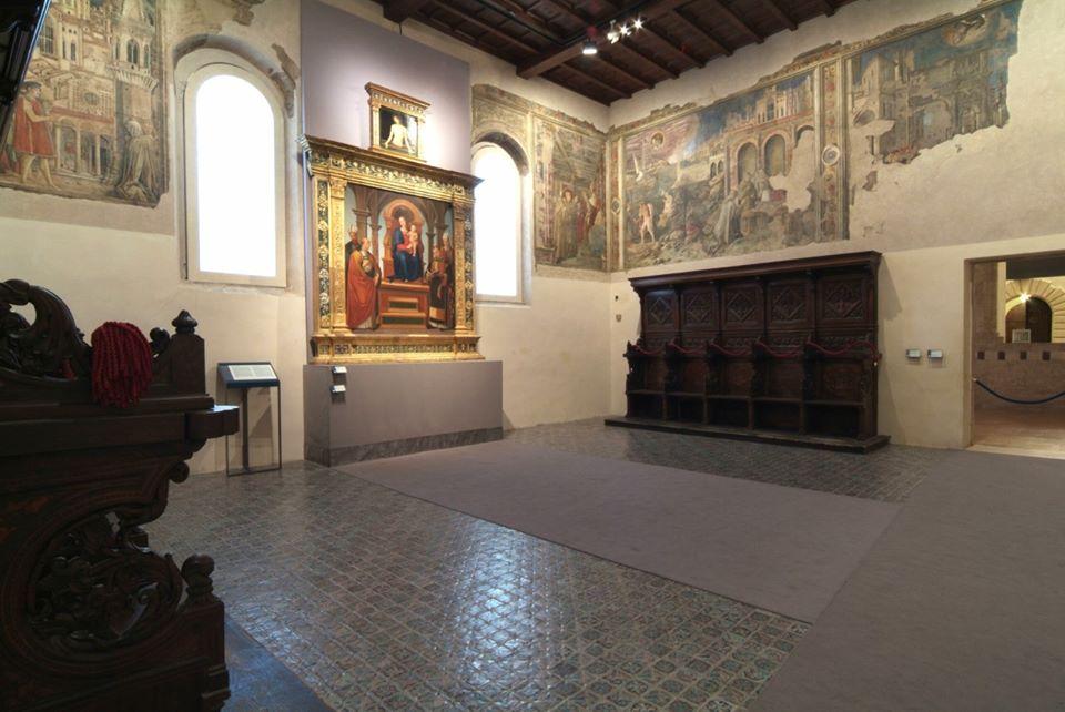 """""""La Galleria Nazionale dell'Umbria è il museo statale più ..."""