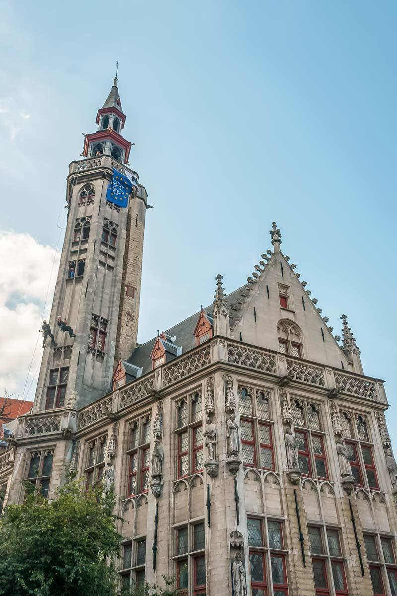 Bruges, il Poortersloge
