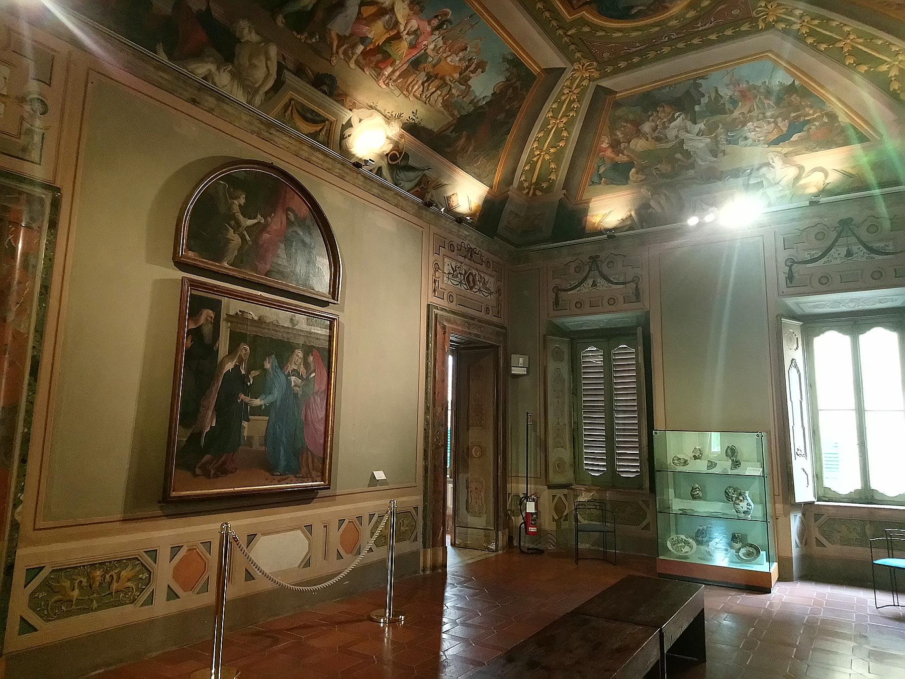 Lorenzo Lotto alla Pinacoteca Comunale di Jesi. Ph. Credit Finestre sull'Arte
