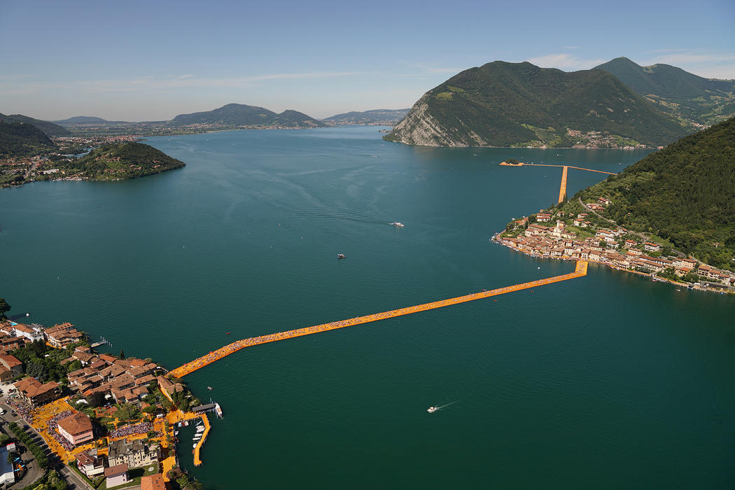 The Floating Piers (2014-2016)