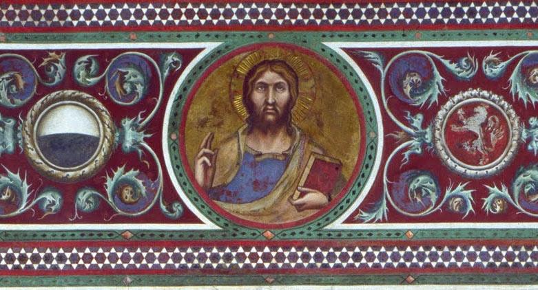 Il Salvatore benedicente