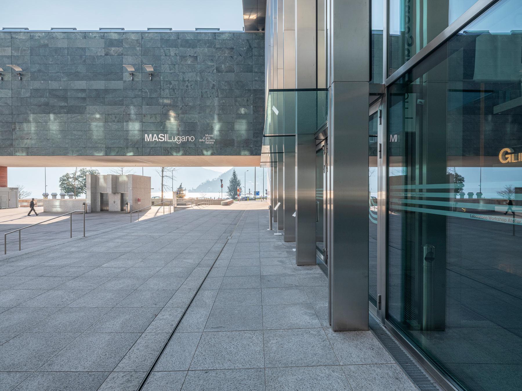 MASI - Museo d'Arte della Svizzera Italiana, Lugano
