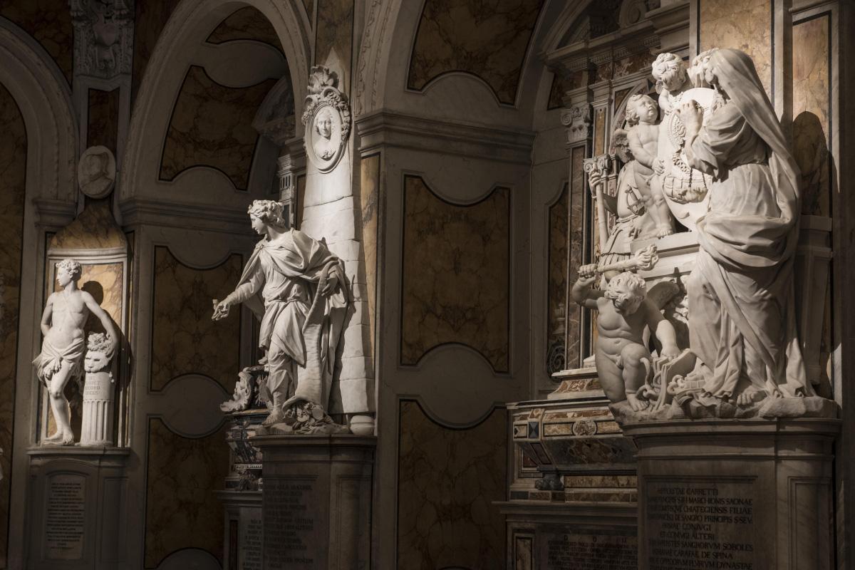 Napoli, la Cappella Sansevero. Ph. Credit Museo Cappella Sansevero