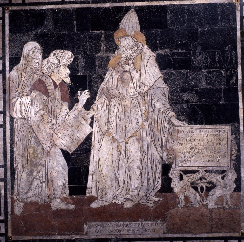Giovanni di Stefano, Ermete Trismegisto