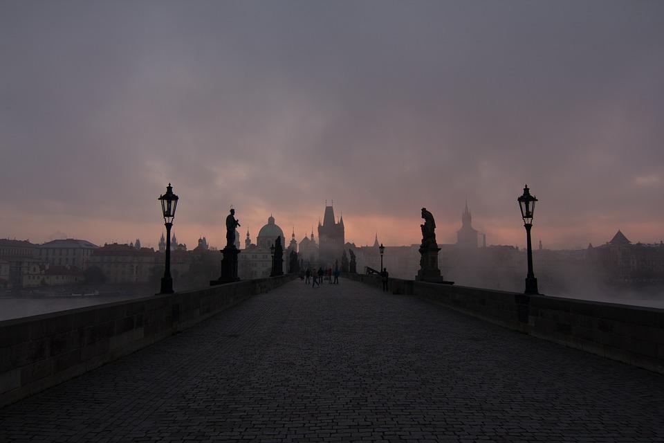 Praga, il Ponte Carlo