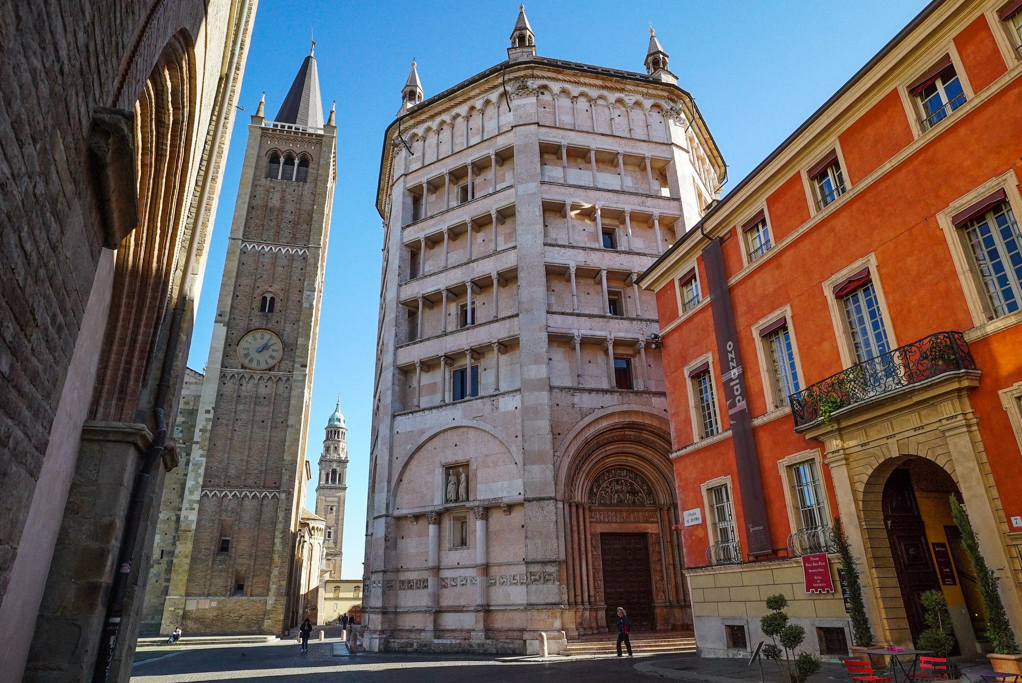 Il Battistero di Parma. Ph. Credit Comune di Parma