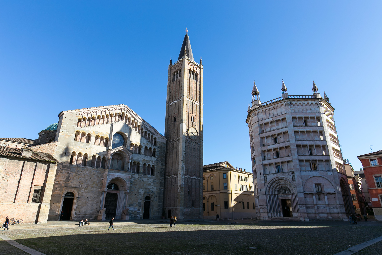 Il Parma, piazza del Duomo. Ph. Credit Comune di Parma