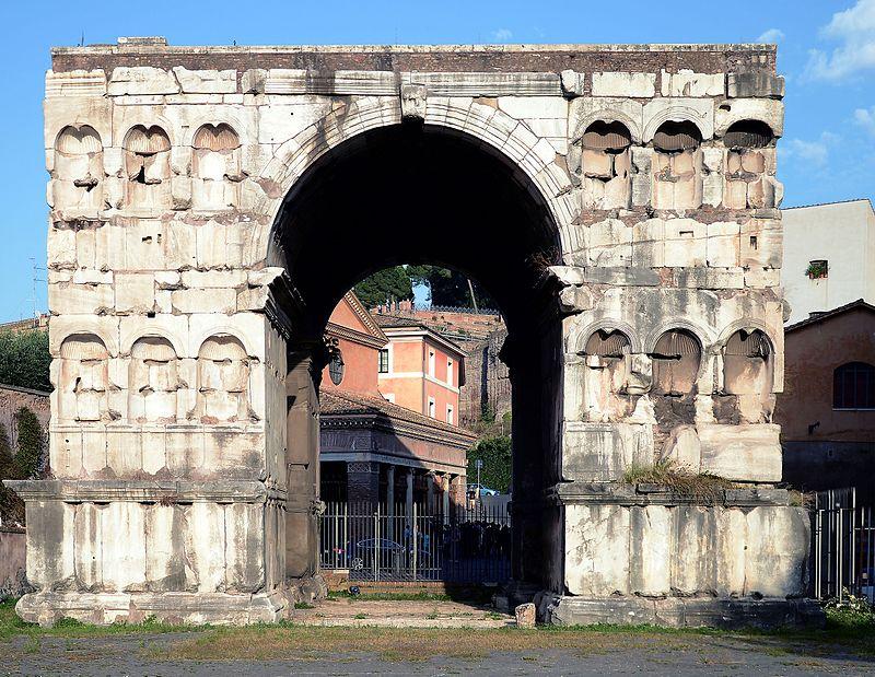 Il restauro dell'Arco di Giano sul canale Youtube del MiBACT