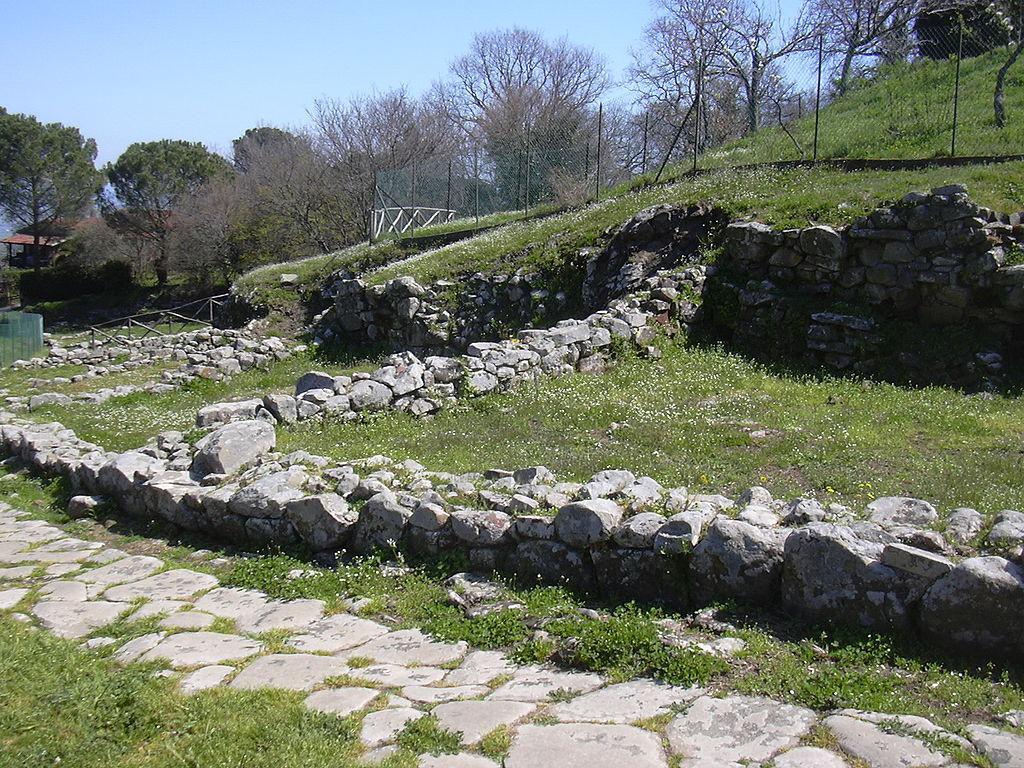 Area archeologica di Vetulonia