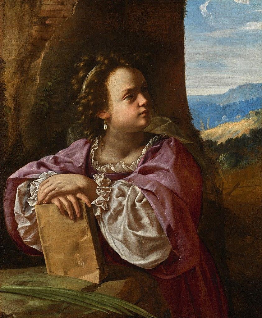 Svezia, un dipinto di Artemisia Gentileschi acquistato dal Nationalmuseum di Stoccolma