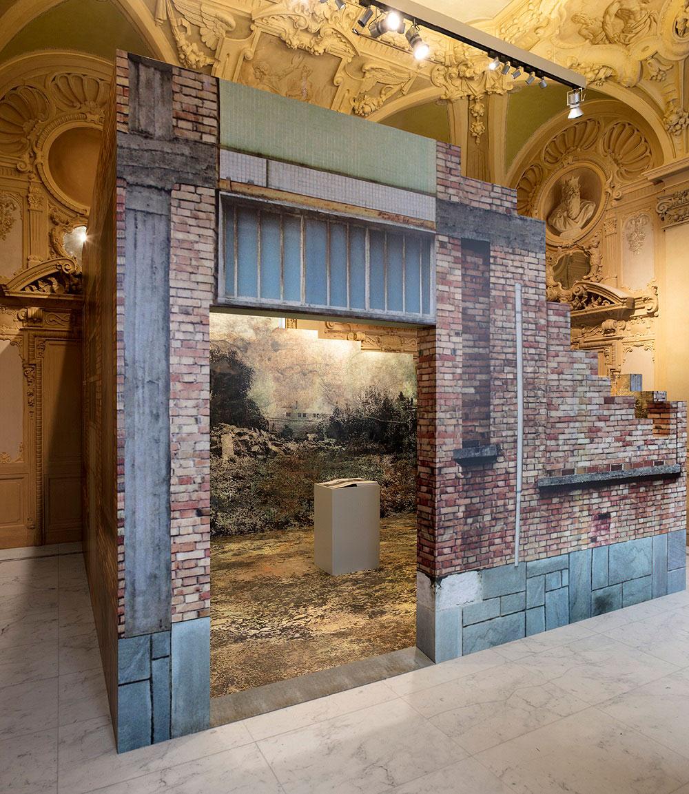 Un'installazione di Botto&Bruno sul tema della memoria e del tempo entra nelle collezioni dei Musei Reali di Torino