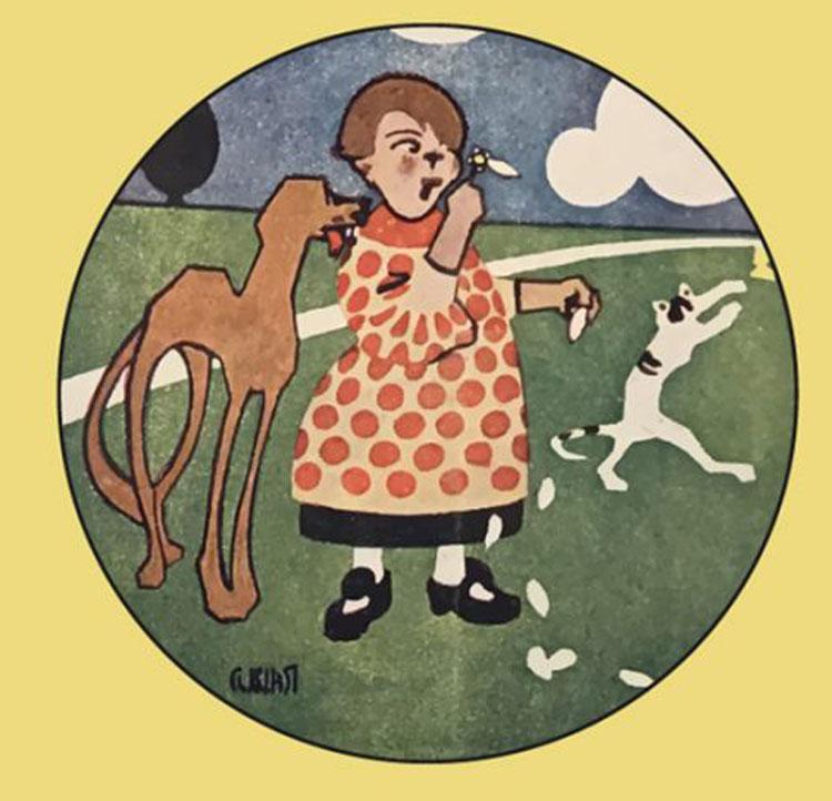 Gli artisti del primo Novecento illustrano il mondo dell'infanzia. Una mostra al Museo degli Innocenti