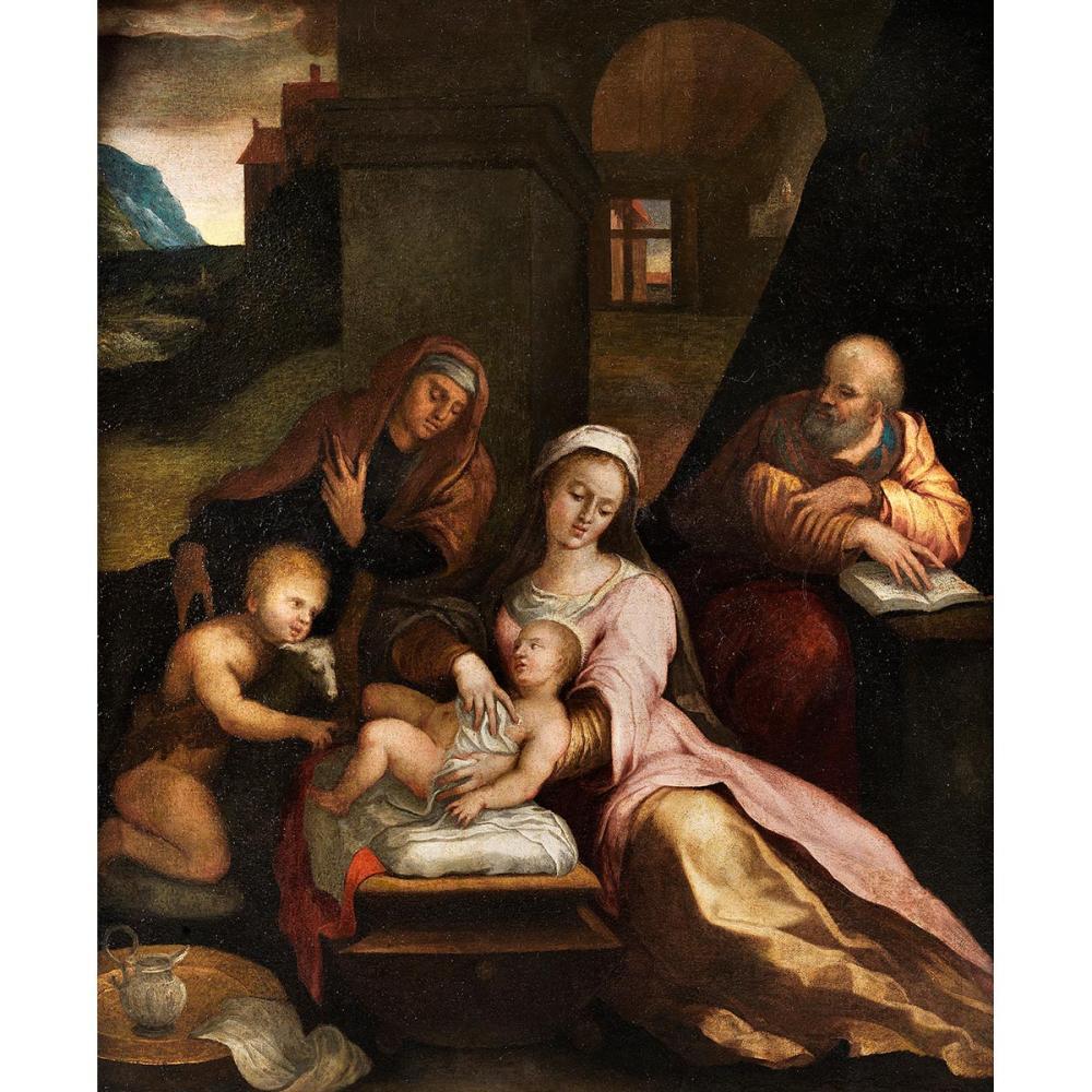 Un'opera di Barbara Longhi, grande pittrice del '500, acquisita dal Mar di Ravenna