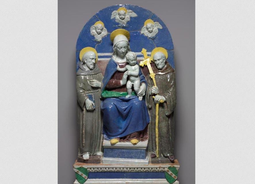 Il Cleveland Museum of Art ha un'opera di Buglioni rubata dall'Italia. Parlamentari M5S chiedono il rientro