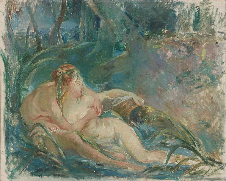 Il Musée Marmottan di Parigi acquista un raro dipinto di Berthe Morisot a soggetto mitologico