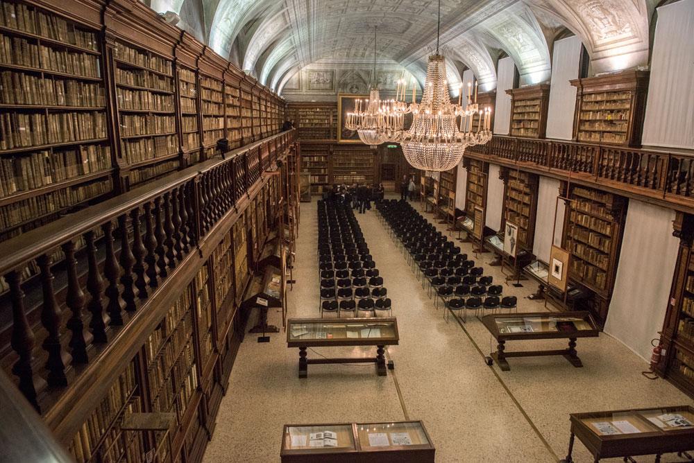 La Biblioteca Braidense come biblioteca ideale. Mostre ed eventi per promuovere la lettura e il libro come oggetto d'arte