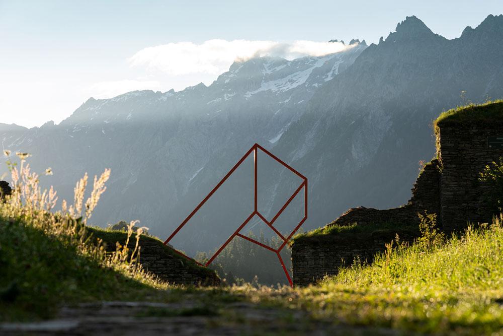 Gli artisti dialogano con il territorio alla Biennale Bregaglia 2020