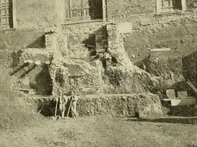 """Roma, il sarcofago """"di Romolo"""" al Foro non è una """"scoperta eccezionale"""": il direttore di Villa Giulia puntualizza"""