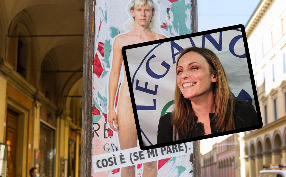 """Lucia Borgonzoni (Lega) si scaglia contro il progetto di street art femminista """"La lotta è FICA"""": """"fuori luogo i nudi"""""""