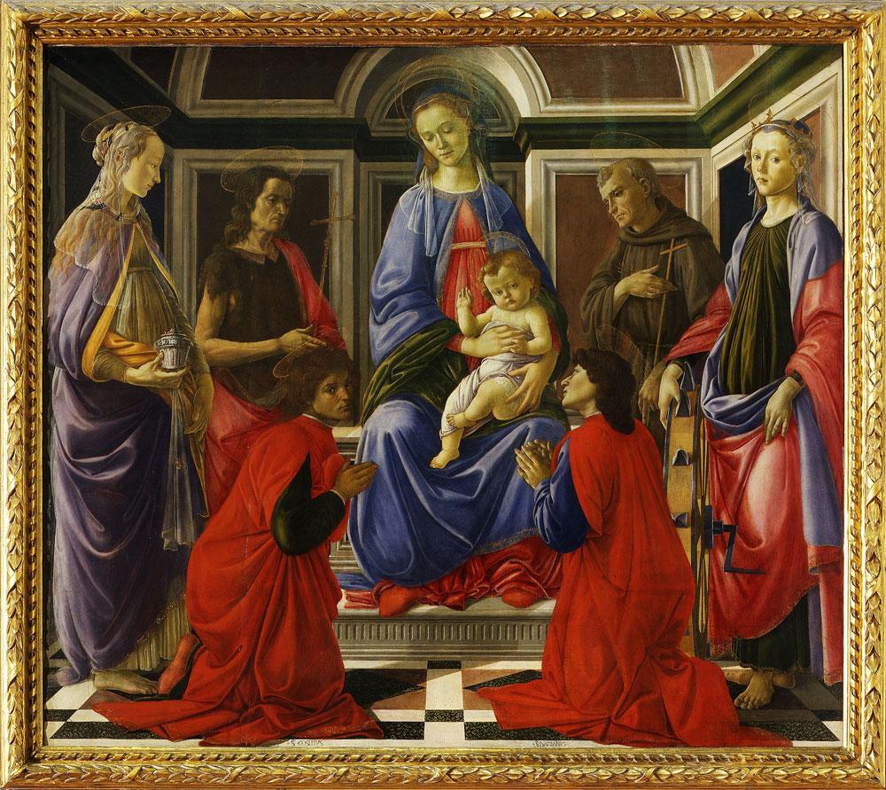 Uffizi: quindici capolavori raccontano il potere curativo e salvifico dell'arte