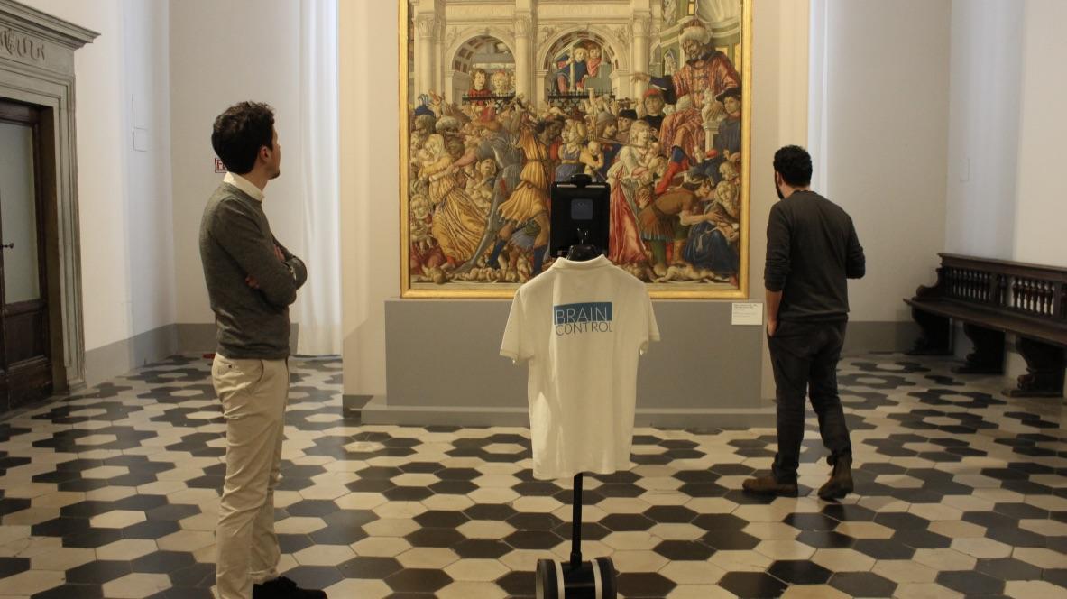 Un robot per consentire ai diversamente abili di visitare il museo: lo offre il Santa Maria della Scala di Siena