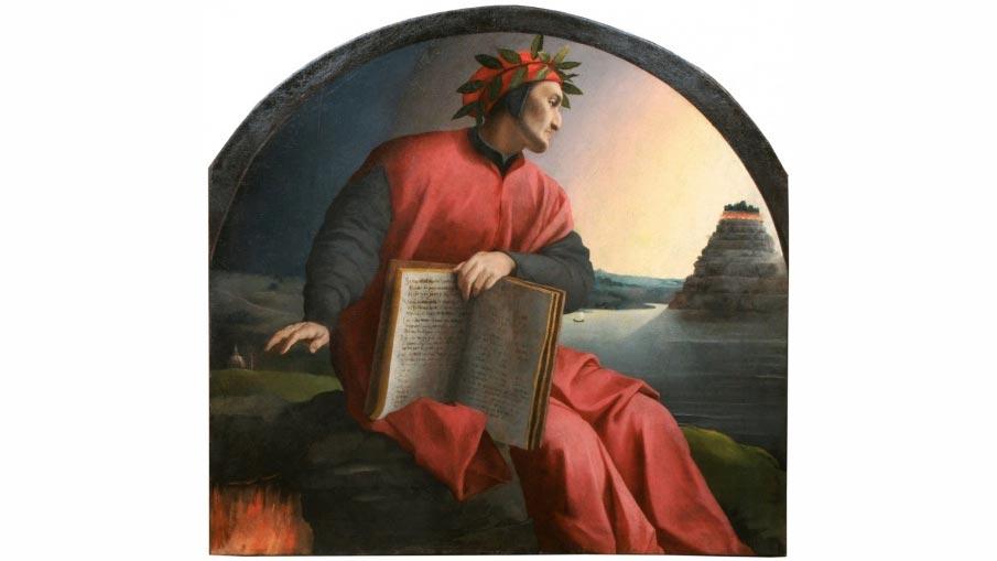 Firenze, in mostra il celeberrimo ritratto allegorico di Dante eseguito dal Bronzino