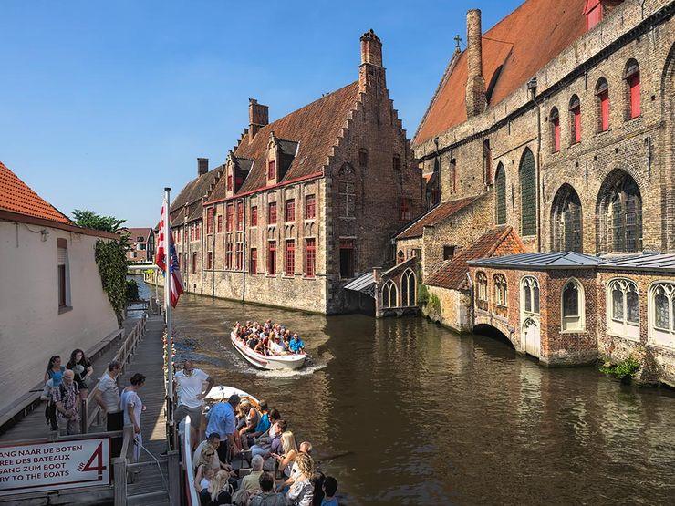 Il Memling Museum di Bruges