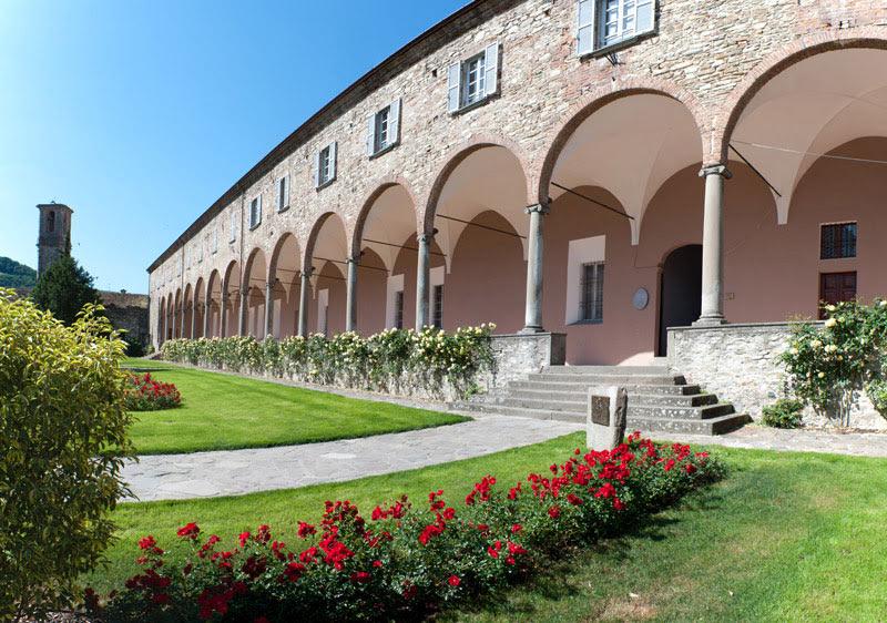 L'abbazia di San Colombano a Bobbio (Via degli Abati)