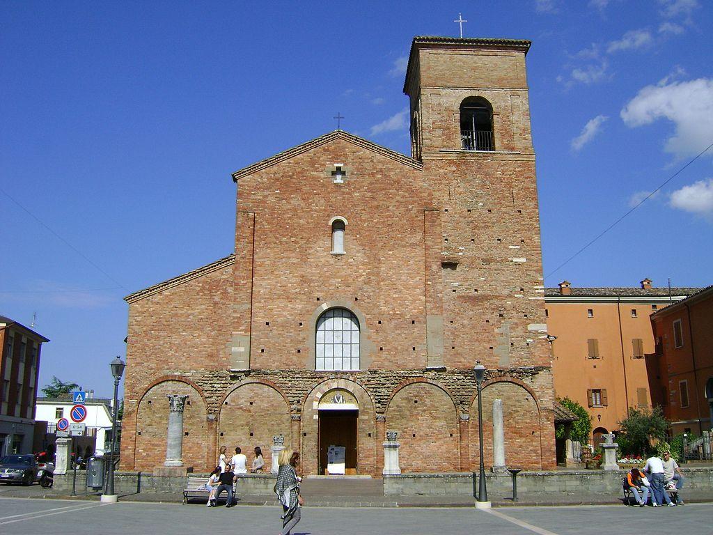 La Basilica di San Vicinio a Sarsina (Cammino di San Vicinio)