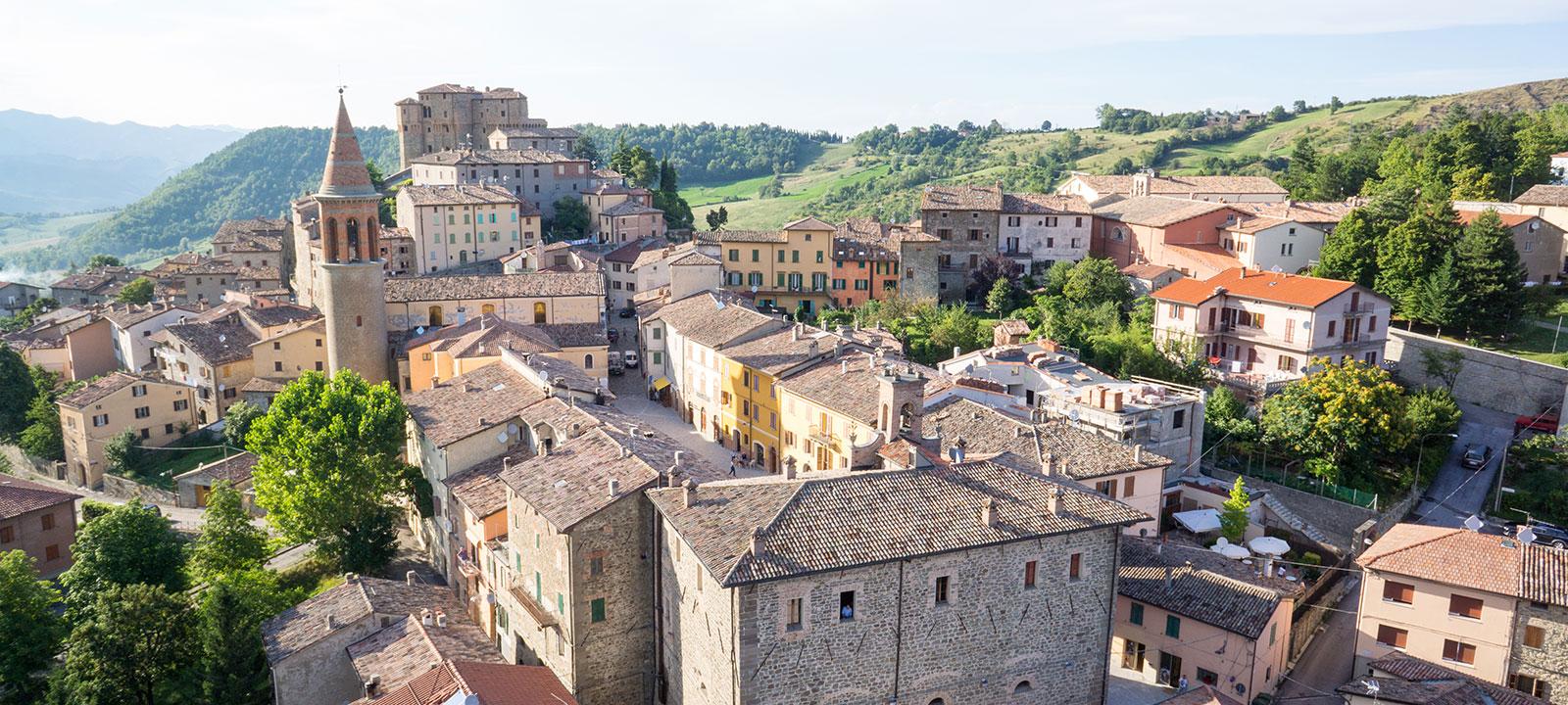 Sant'Agata Feltria (Cammino di San Francesco da Rimini a La Verna)