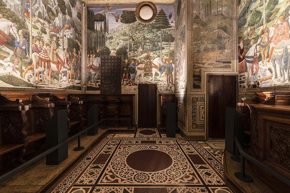 Visite e attività alla Cappella dei Magi di Palazzo Medici Riccardi per l'Epifania