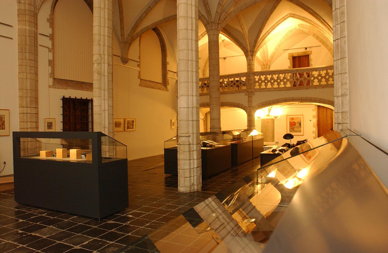 La cinquecentesca Cappella Nassau nella Bibliothèque Royale de Belgique