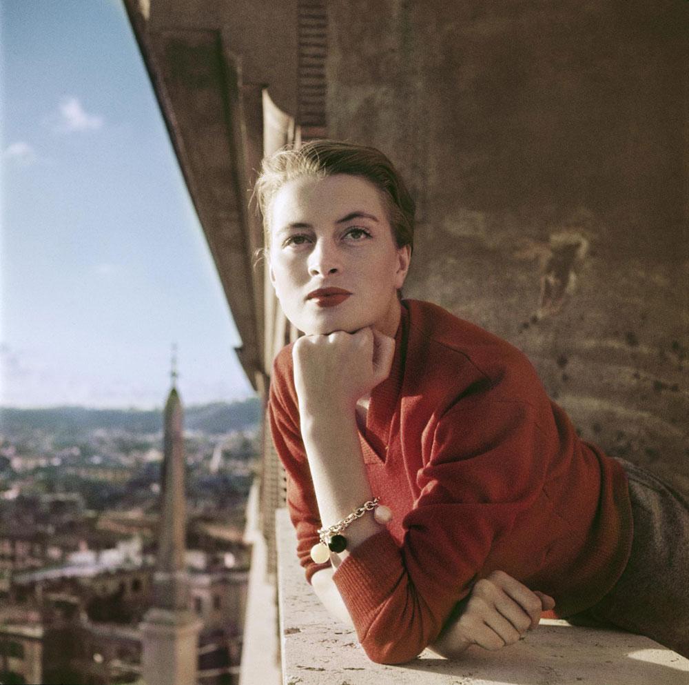 A Torino esposte, per la prima volta in Italia, le fotografie a colori di Robert Capa
