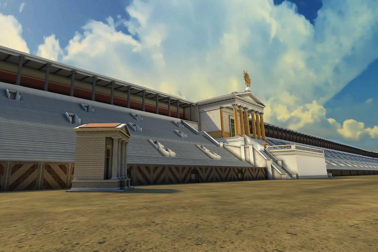 Circo Maximo Experience: il Circo massimo in realtà virtuale e aumentata