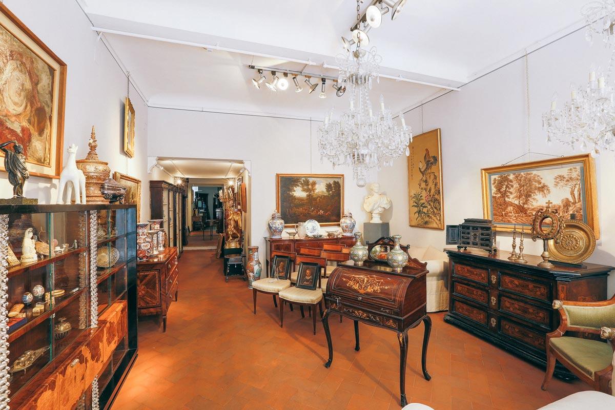 Arte e antiquariato a Cortona: via all'edizione 2020 di Cortonantiquaria