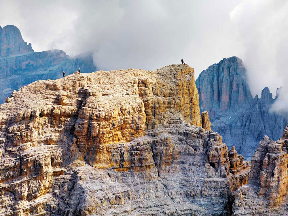 Sulle Dolomiti una mostra e un workshop per imparare a fotografare in alta quota