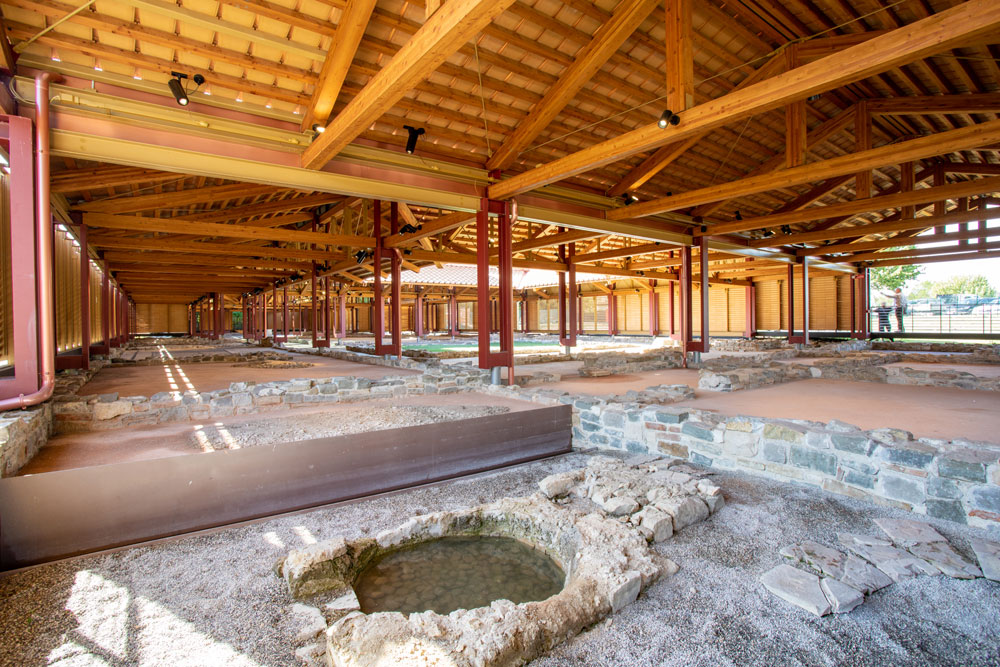 Aquileia, ricostruita Domus romana di Tito Macro