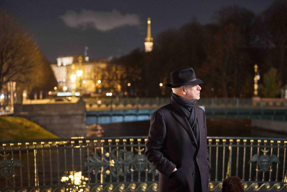 Il docu-film sull'Hermitage conToni Servillo ha vinto il Nastro d'Argento 2020
