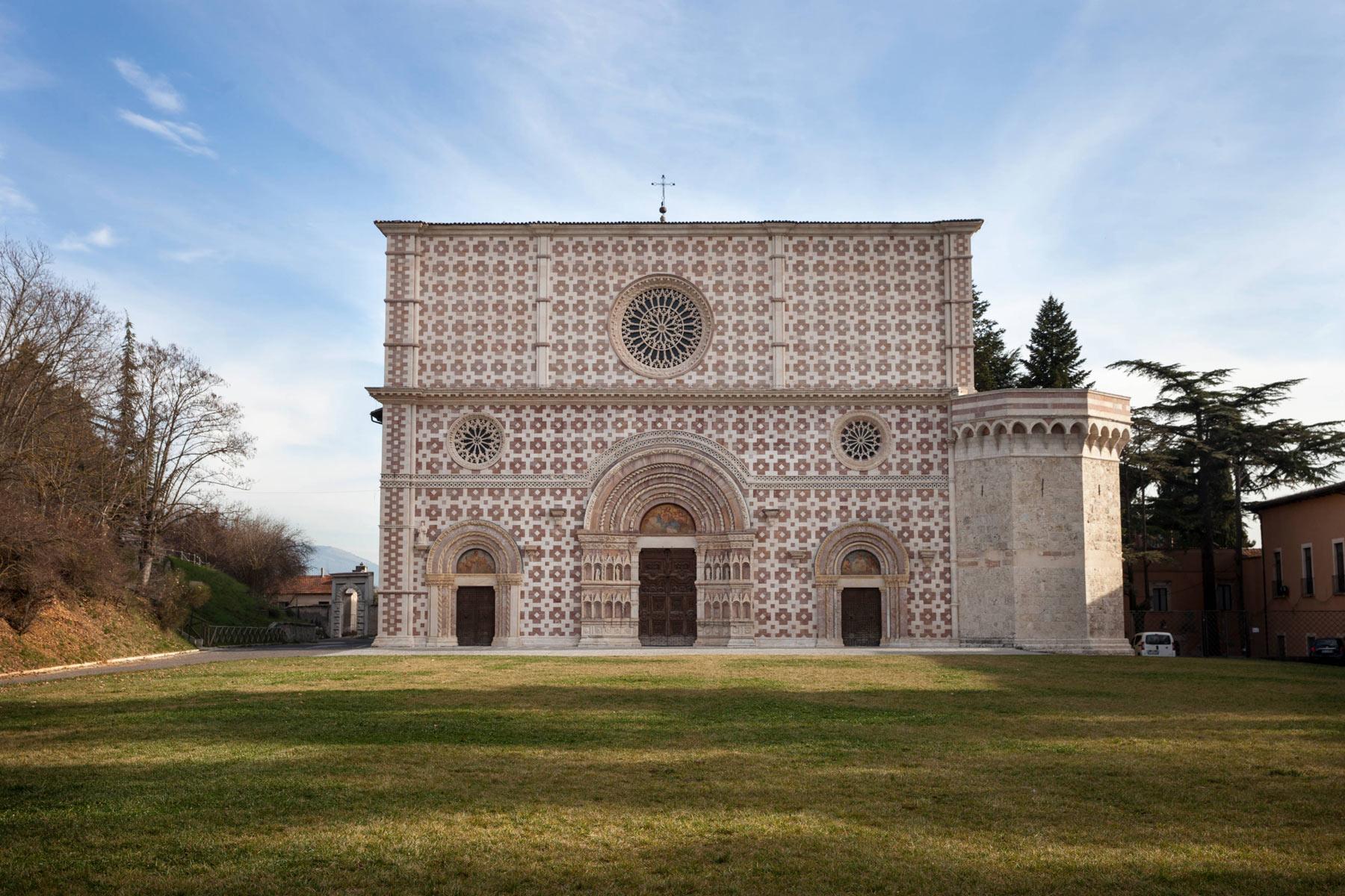L'Aquila sul tetto d'Europa: Collemaggio vince il Grand Prix per il miglior restauro