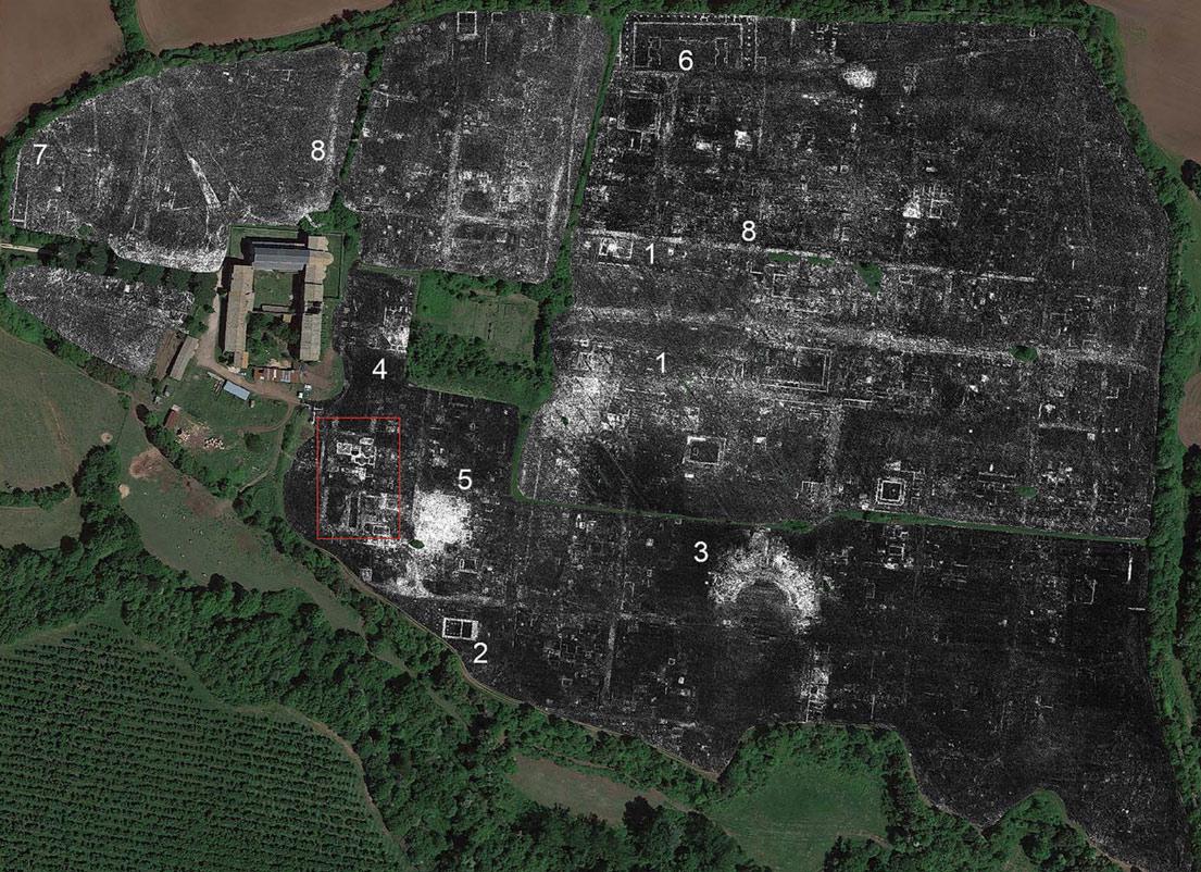 Archeologi ricostruiscono antica città romana del Lazio col radar: il metodo rivoluzionerà gli studi dei siti urbani