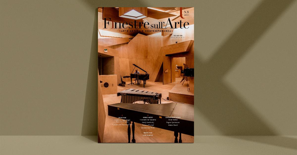 Da oggi è possibile acquistare il singolo numero della nostra rivista cartacea