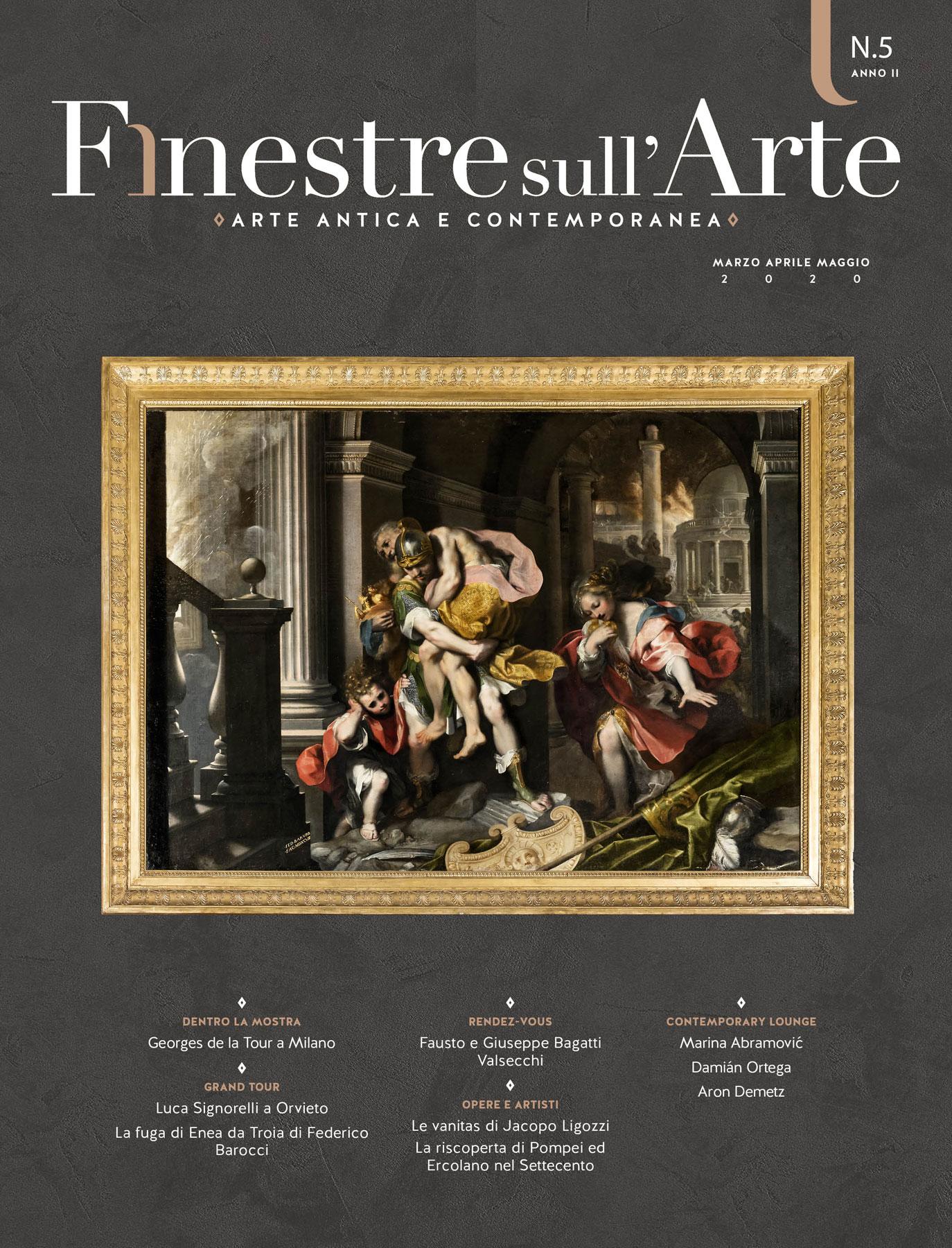 Ecco il sommario del quinto numero della nostra rivista cartacea. Ci si può abbonare fino al 16 febbraio