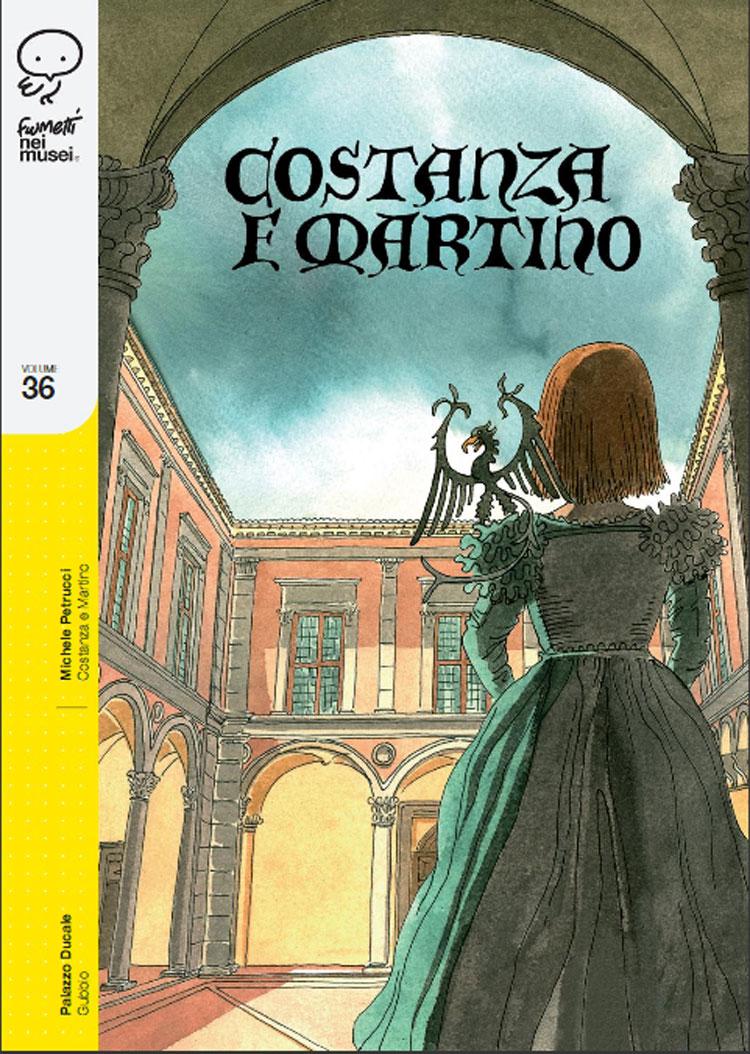Da Paestum alla Rocca di Gradara: i sei nuovi Fumetti nei Musei della settimana